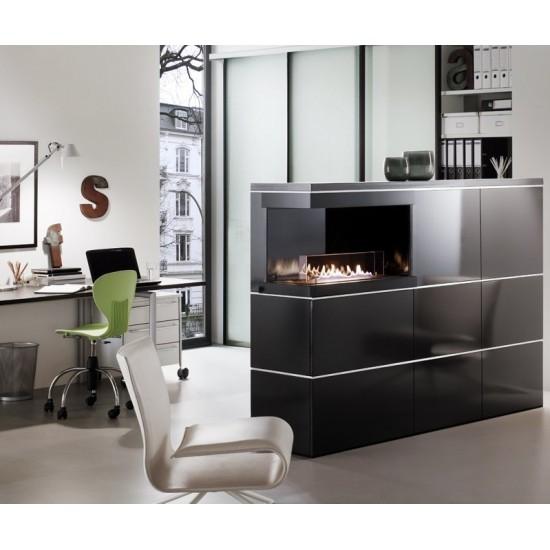Біокамін Ebios-Fire Built-In Fireplace 2L