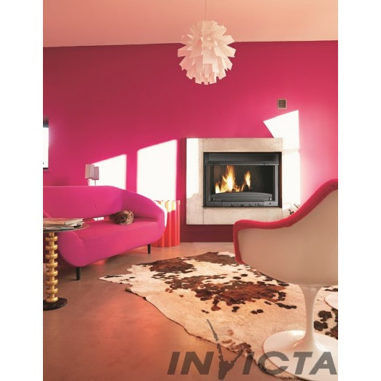 Камінна топка Invicta 800 Grande Vision relevable