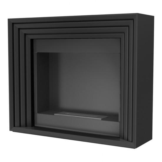 Біокамін Kratki PLANET чорний