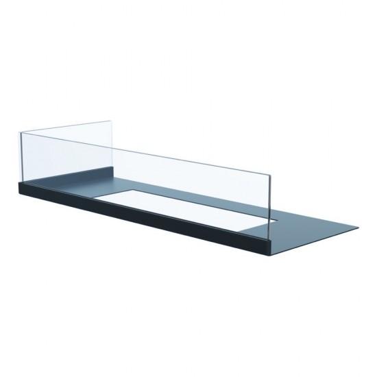 Скління біокаміна Kratki DELTA 600 лівий