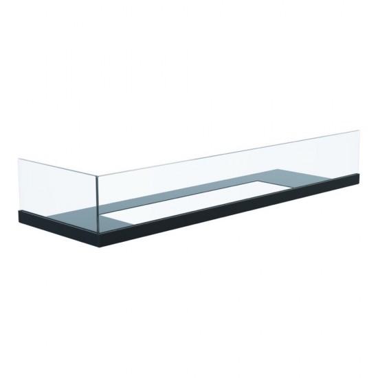 Скління біокаміна Kratki DELTA 700 лівий