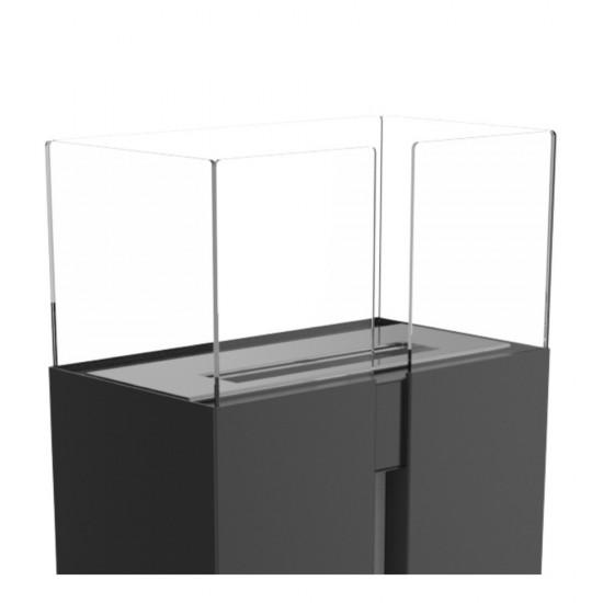 Скління біокаміна ROMEO - бокове