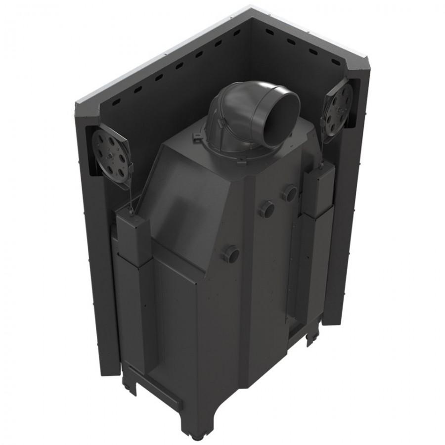 Камінна топка Kratki MBO/L/BS/G 15 кВт