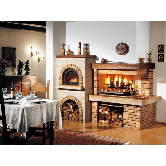 Кухонний комплекс Piazzetta Sestriere